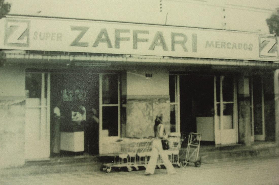 A mercearia em Erechim (RS), inaugurada em 1935 pela matriarca Santina, que hoje tem 101 anos