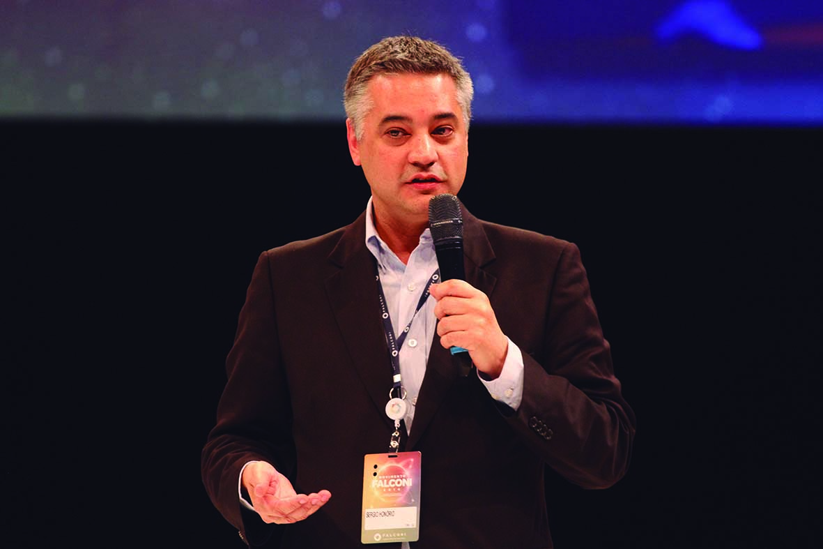 O consultor Sérgio Honório de Freitas, da Falconi